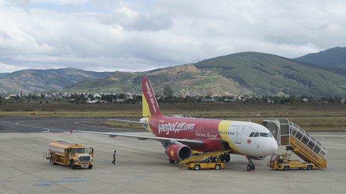 Vols de Ho Chi Minh à Dalat