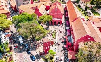 De Kuala Lumpur à Malacca