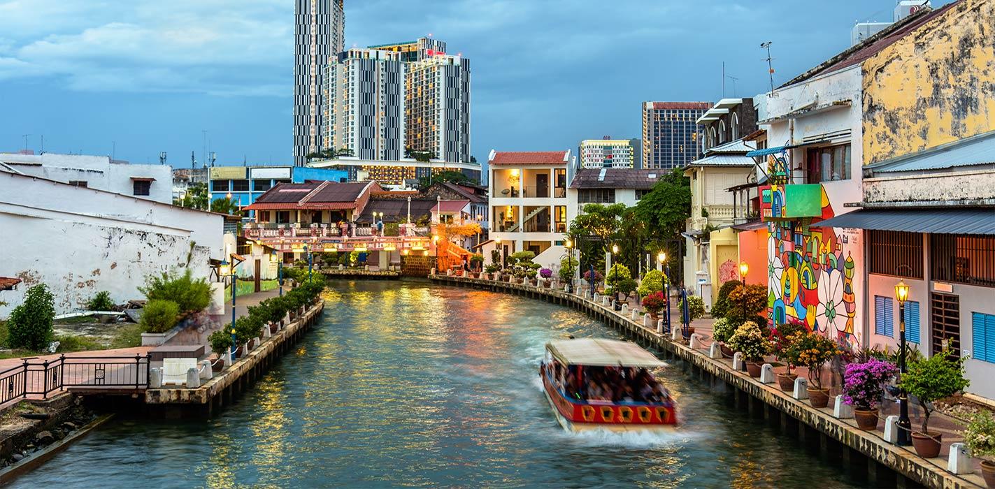 Vos options de voyage de Kuala Lumpur à Malacca