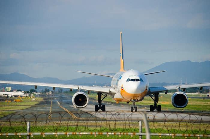 En avion de Manille à Puerto Princesa