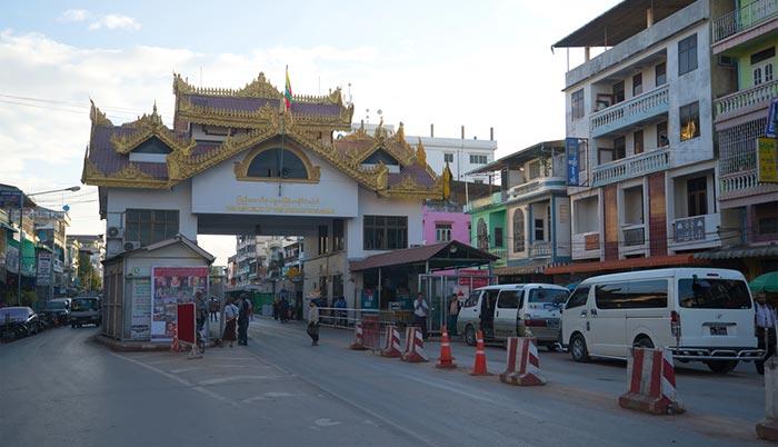 Vos options de voyage de Bangkok à Yangon