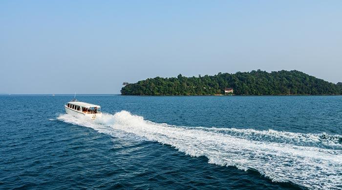 Vos options de voyage de Sihanoukville à Koh Rong