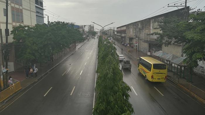 De Cebu à Dumaguete en bus