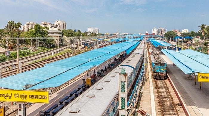 De Chennai à Kodaikanal en train