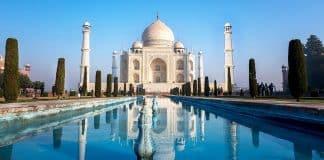 De Delhi à Agra