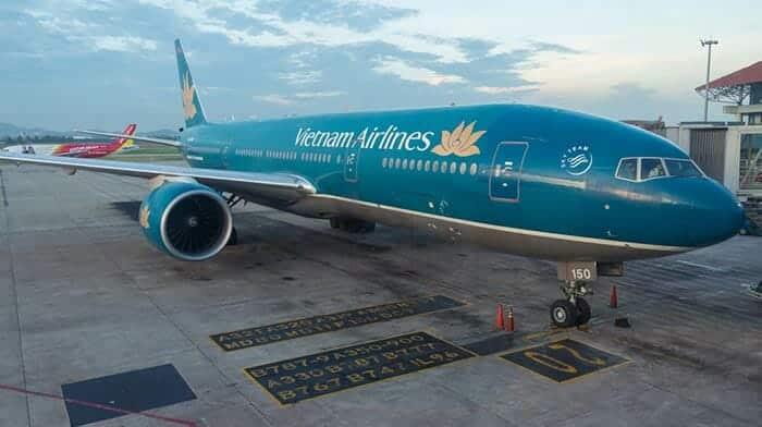 En avion de Hanoï à Hoi An
