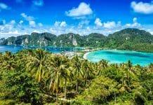 De Koh Samui à Koh Phi Phi