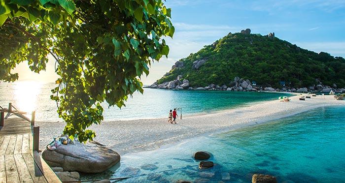 Vos options de voyage de Koh Tao à Koh Phangan