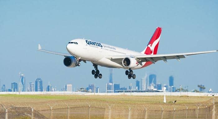 Vols de Melbourne à Canberra
