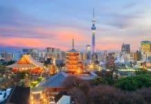 De Nagoya à Tokyo