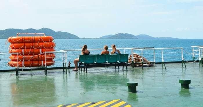 Vos options de voyage de Koh Samui à Koh Phi Phi