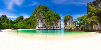 De Pattaya à Krabi