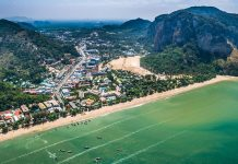 De Phuket à Ao Nang