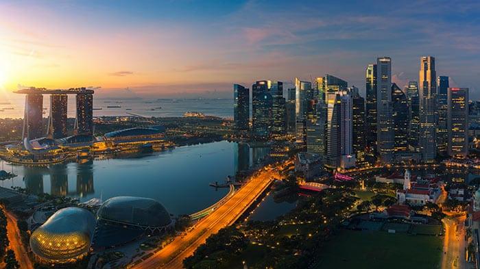 Vos options de voyage de Singapour à Penang