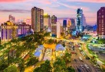 De Taipei à Taichung