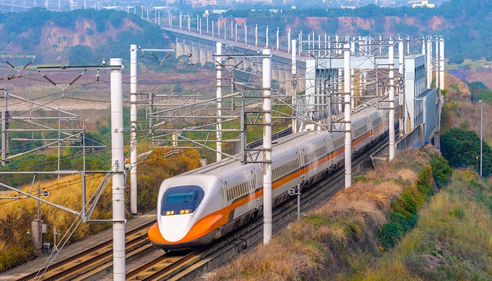 Vos options de voyage de Taipei à Taichung