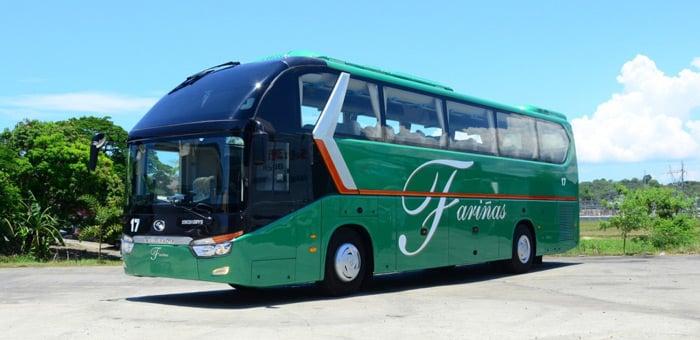 De Manille à Vigan en bus