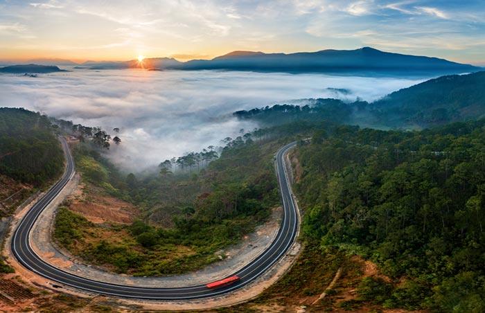 Vos options de voyage de Nha Trang à Dalat