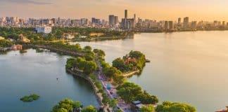 De Vientiane à Hanoï