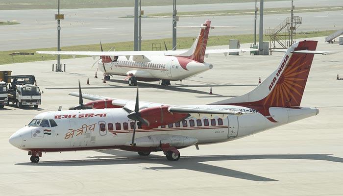 Vols d'Agra à Jaipur