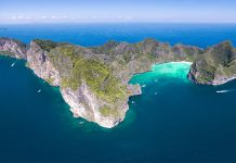 De Ao Nang à Koh Phi Phi