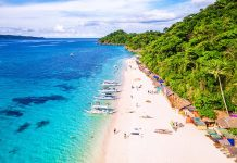 De Caticlan à Boracay