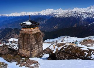 De Delhi à Uttarakhand