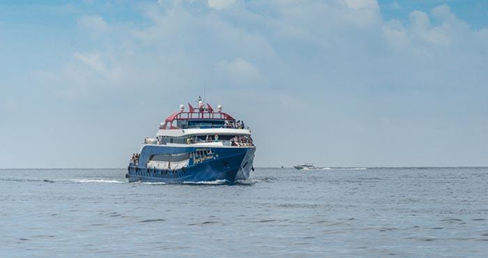 De Ao Nang à Koh Phi Phi en ferry