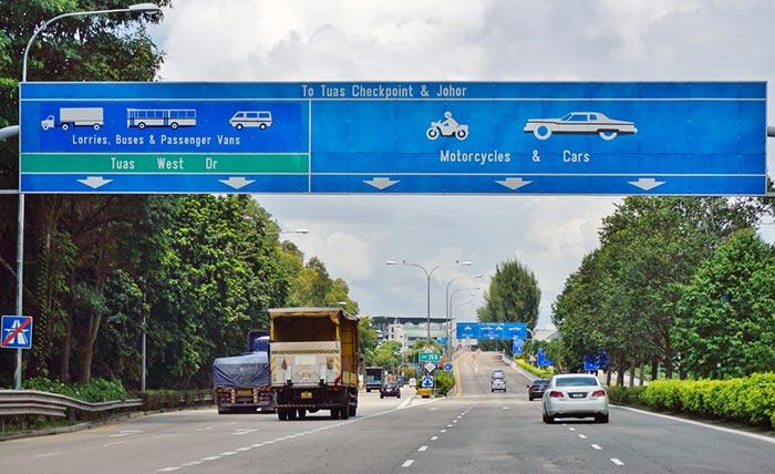 Vos options de voyage de Johor Bahru à Singapour