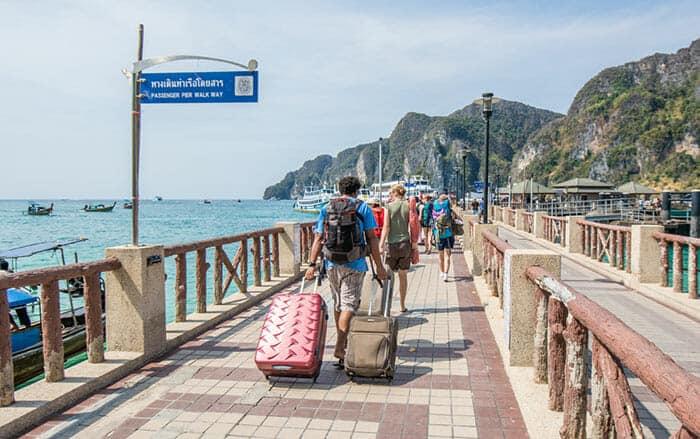 Vos options de voyage de Koh Tao à Koh Phi Phi