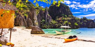 De Manille à El Nido