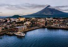 De Manille à Legazpi