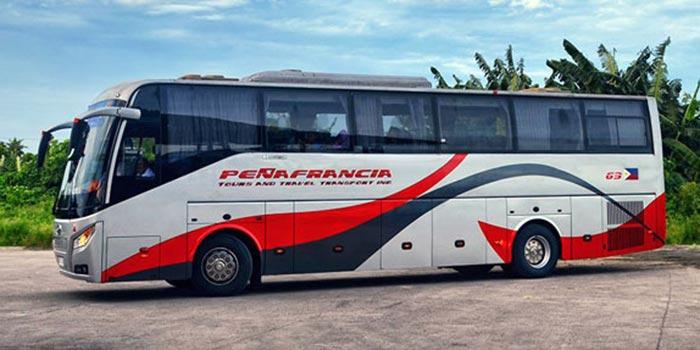 De Manille à Legazpi en bus