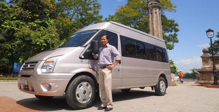De Nha Trang à Mui Ne en taxi