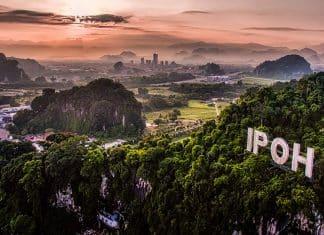 De Singapour à Ipoh