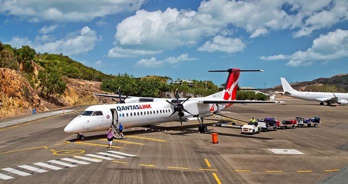 Vols de Townsville à Cairns