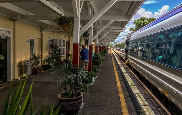 Vos options de voyage de Townsville à Cairns