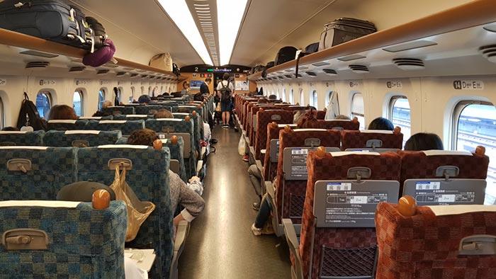 Le Shinkansen japonais