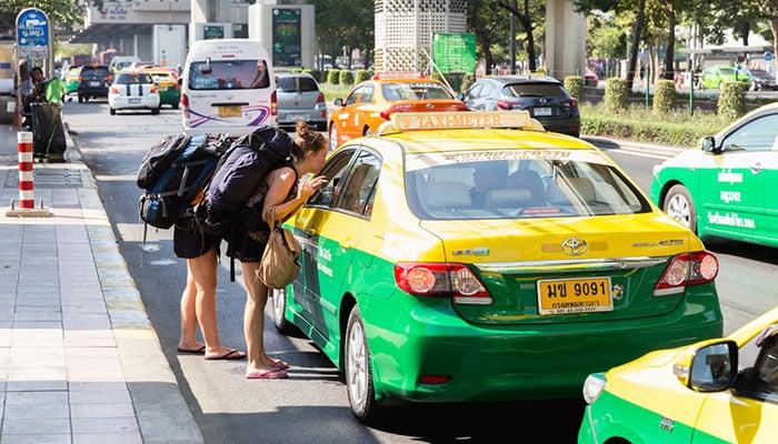 De Bangkok à Khao Yai en taxi privé