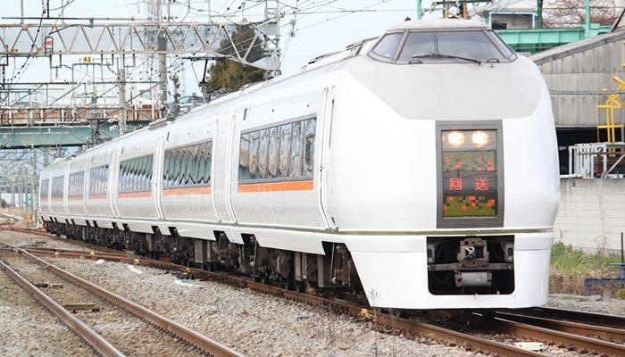 Les autres types de trains au Japon