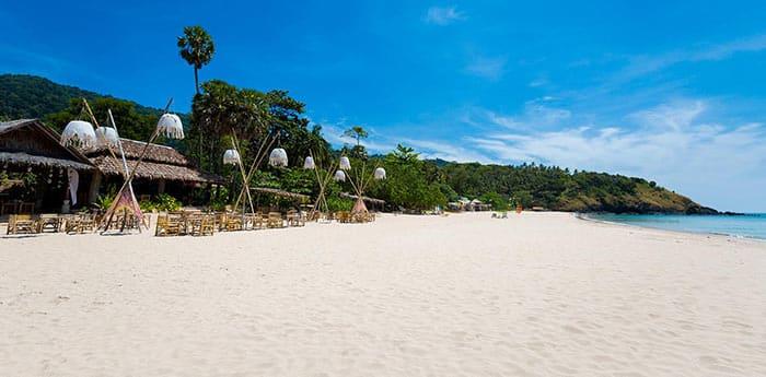 Les plages de Koh Lanta