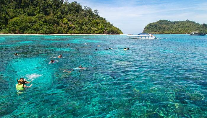 La plongée à Koh Lanta