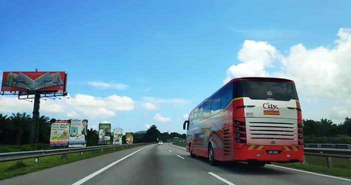 Le bus est-il sûr en Malaisie ?