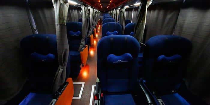 Les divers types de tickets de bus au Japon