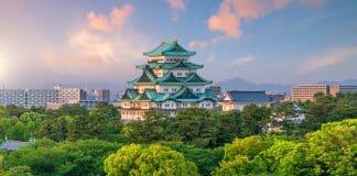 De Osaka à Nagoya