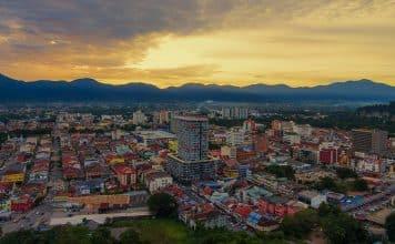 De Penang à Ipoh