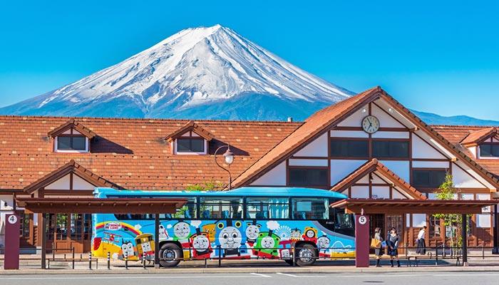 Le bus est-il sûr au Japon ?