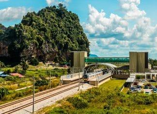 Voyager en train en Malaisie