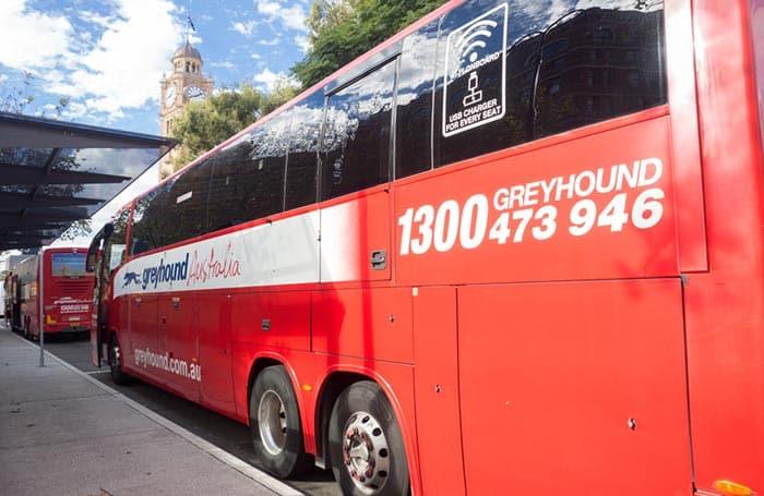 De Albury à Canberra en bus