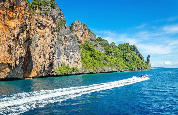De Phuket à Koh Phi Phi
